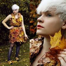 maple leaf dress 2 by yellowpin on deviantart