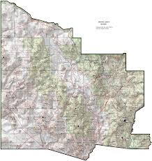 Yuma Arizona Map by Arizona Peaks 1 000 Feet Of Prominence And Higher Www Surgent Net