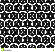 abstract seamless pattern in japanese style stock vector image