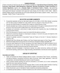 finance resumes basic finance resume 44 free word pdf documents