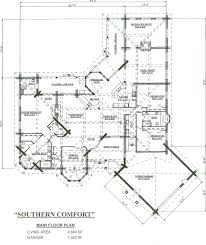 log home floor plan greater than 5000 square feet sq ft