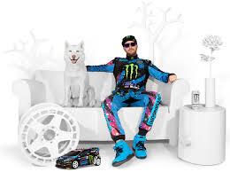 ken block 2015 ford fiesta st rx43 wr8 flux 115383 hpi racing uk