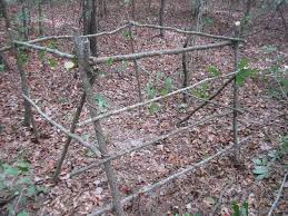 How To Build Hunting Blind Building A Natural Ground Blind 7 Steps