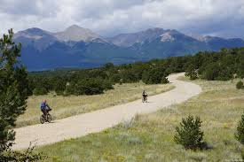 14ers Map Colorado 14ers Loop Bikepacking Com