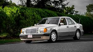 mercedes porsche 500e happy 25th birthday mercedes 500e autoweek