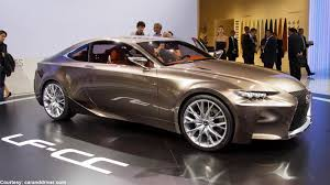lexus lfcc nine awesome lexus concept cars u2013 clublexus