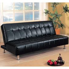 Futon Leather Sofa Bed Black Leather Sofa Bed A Sofa Furniture Outlet Los Angeles Ca
