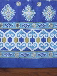 blue shower curtains moroccan shower curtains quatrefoil shower
