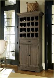 Walnut Wine Cabinet Tall Wine Cabinet Bar Home Design Ideas
