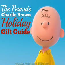 the peanuts brown gift guide a mess free