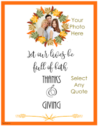 free printable thanksgiving quotes customize and then print