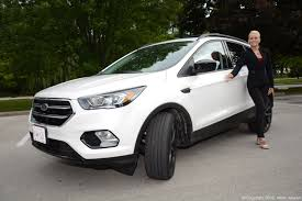 Ford Escape All Wheel Drive - the 2017 ford escape consumer car review theresa longo