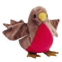 ty beanie babies baby scoop the pelican nwt retired item is for