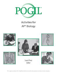 pogil activities for high biology