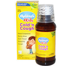 hyland u0027s 4 kids cold u0027n cough 4 fl oz 118 ml iherb com