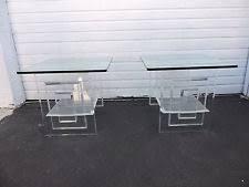 lucite furniture ebay