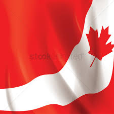 canada flag wallpaper design vector image 1974942 stockunlimited