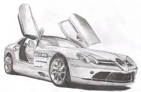 mclaren f1 drawing mercedes slr mclaren by hypothraxer on deviantart