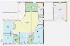 plan maison moderne 5 chambres plan de maison plain pied 5 chambres mobokive org