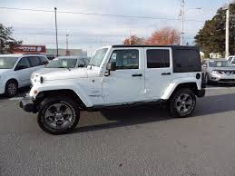 car jeep 2016 used 2016 jeep wrangler unlimited sahara in sydney used