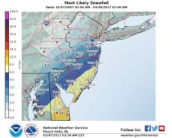 Trenton Zip Code Map by Storm Warnings Advisories Expanded In N J For Weekend Snow Nj Com
