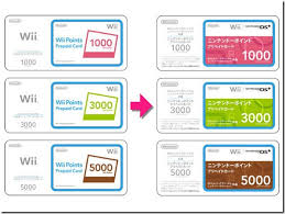 nintendo prepaid card nintendo points are either wii points or ds points not both