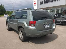 used 2008 mitsubishi endeavor se awd in dolbeau mistassini used