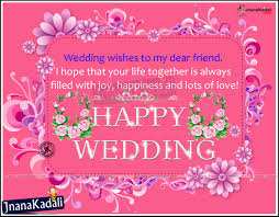 happy wedding day quotes marriage anniversary message allimagesgreetings