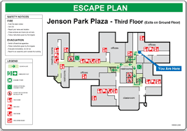 fire exit floor plan template 26 images of emergency routetemplate lastplant com