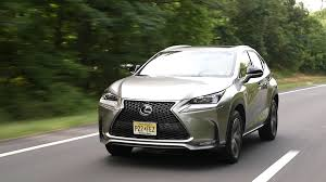 lexus commercial actor 2017 lexus nx200t f sport review comfortable not memorable money