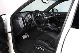 Porsche Cayenne Interior - new techart magnum porsche cayenne interior eurocar news