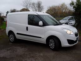 vauxhall combo used 2013 vauxhall combo 2300 l1h1 cdti ss sportive for sale in