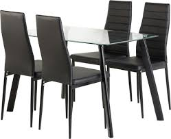 Clear Dining Chairs Abbey 47