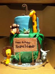 safari cakes for baby shower u2014 liviroom decors