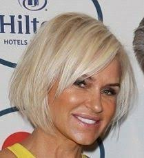 yolanda fosters hair yolanda foster s watch what happens outfit big blonde hair