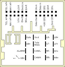 vw car radio stereo audio wiring diagram autoradio connector wire
