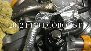 2012 ford f150 ecoboost problems 2012 f150 ecoboost exhaust manifold gasket leak