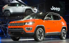 orange jeep 2016 2016 los angeles auto show 2017 jeep compass the daily drive