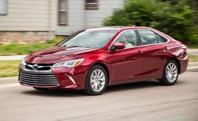 toyota company cars 2016 toyota camry u2013 review u2013 car and driver