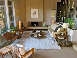 Mid Century Modern Living Room by Houzz Modern Living Room