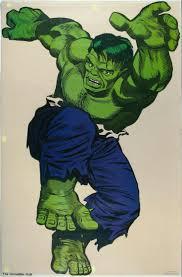 hulk fan art incredible hulk jack kirby 5