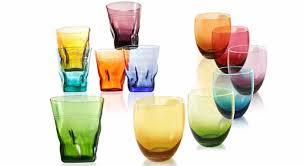 piatti e bicchieri di plastica colorati i bicchieri brandani colorati originali e pop brandani