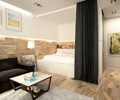 One Bedroom Apartment Layout 2 Simple Super Beautiful Studio Apartment Concepts For A Young