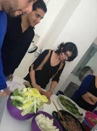 cours de cuisine avec un chef cours de cuisine avec le chef rafik tlateli picture of dar sabri