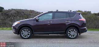 2016 toyota rav4 limited exterior 006 the truth about cars