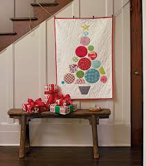 how to make a circle tree quilt weallsew