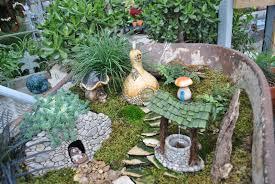 Outdoor Fairy Garden Ideas by Cool Backyard Garden Home Inspiring Design Show Voluptuous