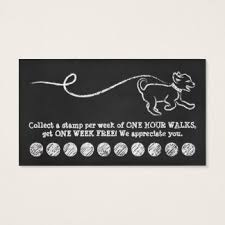 One Hour Business Cards Dog Grooming Loyalty Business Cards U0026 Templates Zazzle