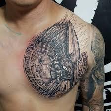 125 best aztec designs for