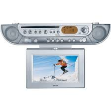 Under The Cabinet Tv Dvd Combo by Philips Ajl700 Under Cabinet Lcd Tv Ajl700